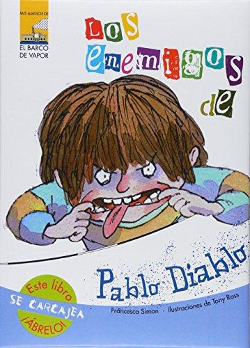 Los enemigos de Pablo Diablo (Mis amigos) por Francesca Simon