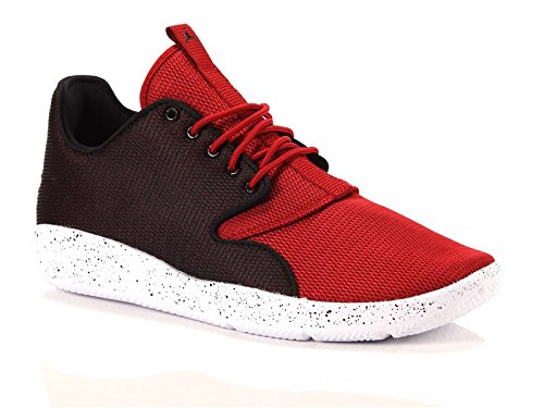 Nike Jordan Eclipse, Scarpe da Basket Uomo, Rojo (Gym Red/Gym Red-Black-White), 42 EU