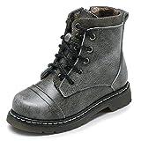 Tomwell Invernali Unisex Stivali Da Neve Bambino Ragazzi Stivaletti  Caloroso Scarpe Sportive Martin Boots Grigio EU 062be7494c0
