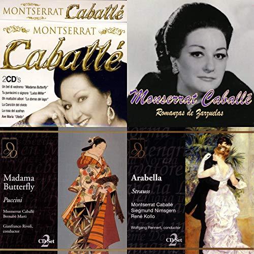 Montserrat Caballé: hits