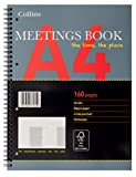 Collins 64MBED Essential A4 New Range Meetings Book, 160 Pages