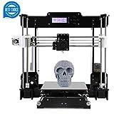 3D Printer Acrylic A8 (Y8) Desktop DIY 3D Printer Self-Assembly Prusa i3 Kit
