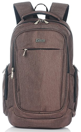 Binlion Taikes Daily Backpack with Lap Top Layer Coffee02