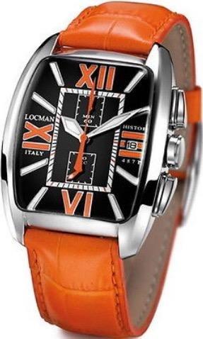 Locman 487N00BKFOR0PSO Montre à bracelet pour homme