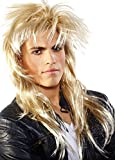 Folat 26770 - Perücke Johnny, One Size, Blond