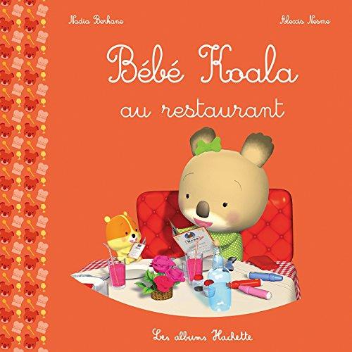 Bébé Koala : Bébé Koala au restaurant