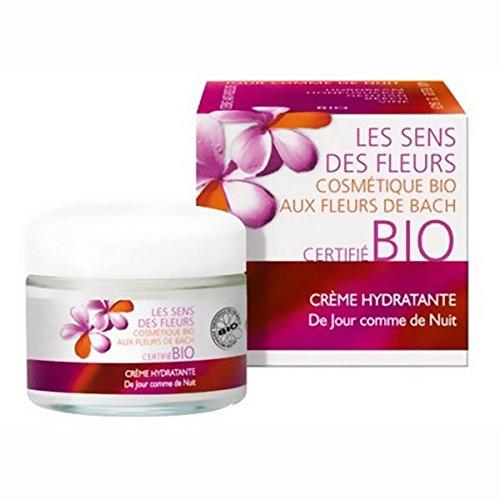 Les Sens Des Fleurs - Nouvelle Crème Visage Hydratante Lsdf De Jour Comme De Nuit (50Ml)