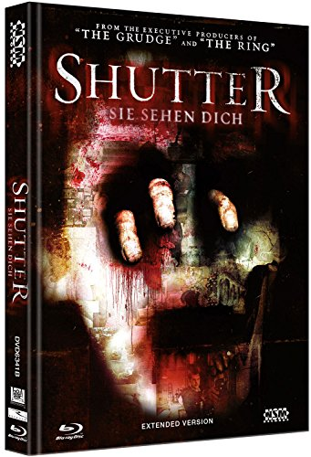 Shutter - Sie sehen Dich - uncut (Blu-Ray+DVD) auf 333 limitiertes Mediabook Cover B [Limited Collector's Edition] [Limited Edi