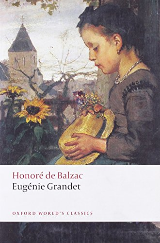 Eugenie Grandet Cover Image