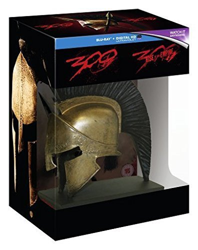 300 / 300: Rise of an Empire Collection - 3-Disc Box Set...