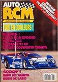 AUTO RCM [No 136] du 01/01/1993 - AUTO MODELISME MAGAZINE - TOUT EN COULEURS ! - ESSAIS - LAZER ZX-R KYOSHO - VICTRA MRC - NISSAN R 91 CP - ESCORT COSWORTH TAMIYA - SCOOP ! - BMW M3 TAMIYA - RUSH DE LARO - PROMO ABONNEMENT - UN SERVO EN CADEAU !
