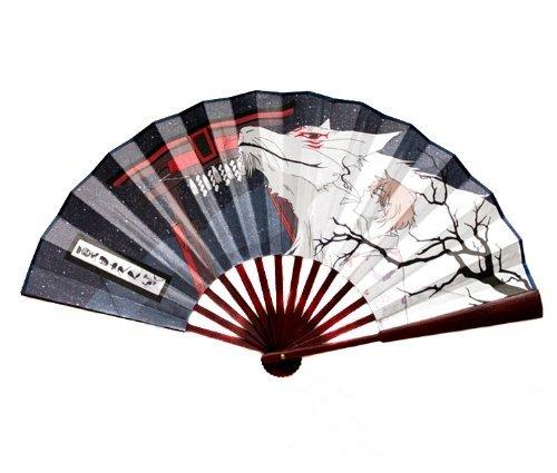 (Cosplay accessory tool Cosplay COSSKY interesting Nyanko sensei wind folding fan Hokkori Natsume's Book of Friends (japan import))