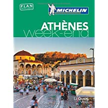 Guide Vert Week-End Athènes Michelin