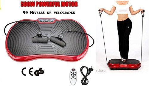 Ultra-Slim Body Shaper | Plataforma vibratoria oscilante