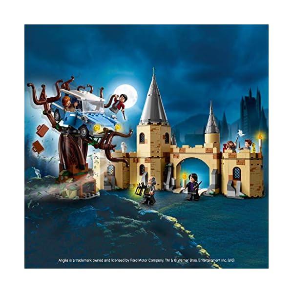 LEGO Harry Potter Il Platano Picchiatore di Hogwarts, Set da Collezione con 6 Minifigure, Ricco di dettagli, Idea Regalo… 2 spesavip
