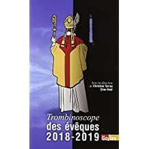 Trombinoscope des Eveques 2018-2019