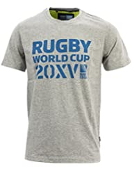 RWC 2015 Rugby 20XV Tee (Grey)
