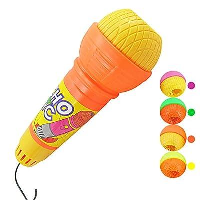Steellwingsf Wireless Girls Boys Microphone Mic Karaoke Singing Kids Funny Gift Music Toy