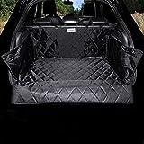 dibea PS09958, Funda protectora del maletero del coche para perros, Cubierta en tela robusta de Oxford (antiderrapante, hidrófuga)