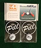 Tiba Putt & 2 Pill Golf Combo Pack - Gift Set