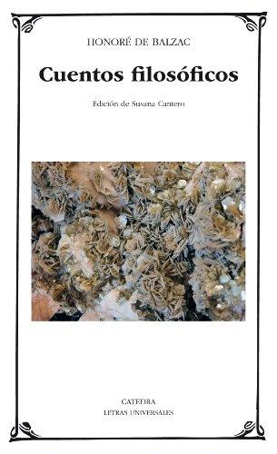 Descargar Libro Libro Cuentos filosóficos (Letras Universales) de Honoré de Balzac