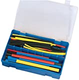 Draper 72878 95-Piece Heat-Shrink Tubing Pack