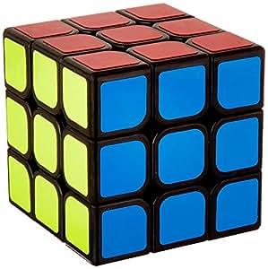 MoYu YJ Aolong 3 x 3 x 3 Black Speed Cube Puzzle