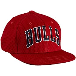 adidas Kappe NBA Mesh Bulls - Gorra Chicago Bulls