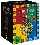 Harry Potter Kollektion | komplette Film Box | 8 DVDs (exklusive Buchhandels-Edition)
