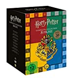 Harry Potter Kollektion | komplette Film Box | 8 DVDs (exklusive Buchhandels-Edition)