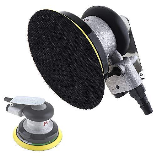 5 Zoll nicht-vakuummattes Oberflächen-kreisförmiges pneumatisches Schleifpapier-gelegentliche Orbitalluftschleifmaschine polierte Schleifmaschine (Winkelschleifer 5 Zoll)