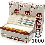 Caja de 250 tubos con filtro x4 Silver Tips Giza