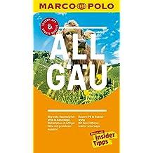 MARCO POLO Reiseführer Allgäu: Reisen mit Insider-Tipps. Inklusive kostenloser Touren-App & Update-Service