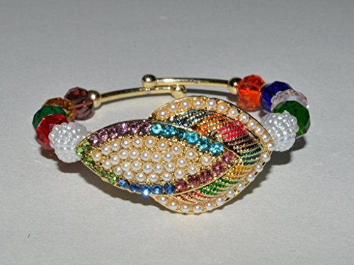 Indian Designer Exclusive Diamond Ftd Bracelets 1pcs + 1pcs Free Mix