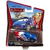 Disney Cars 2 V2809 Raoul Caroule Die Cast Fahrzeug Cars 2 - Nr 09