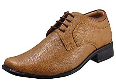 Action Synergy Men's Formal Shoes Beige RYD45