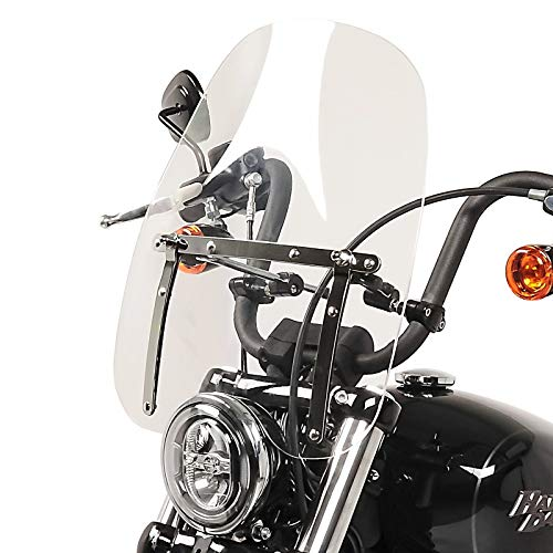 2004-2013 sportster XL 883 1200 Commandes avanc/ées Roadster piquets en fer 883 48 72 levier s/électeur pour harley sportster xl1200 noir