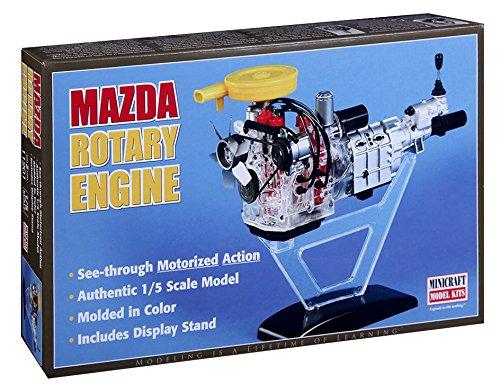 Minicraft - Motor para maquetas de modelismo escala 1:24 (MC11201)