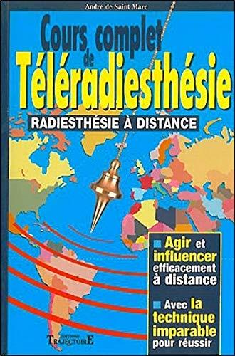 Cours complet de téléradiesthésie