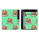 'DISAGU Film Design Skin pour Manette Sony PS3Debout + Design–Motif Maison...