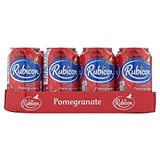 Rubicon Pomegranate Sparkling Drink 330 ml (Pack of 24) (B0048F44NC) | Amazon price tracker / tracking, Amazon price history charts, Amazon price watches, Amazon price drop alerts