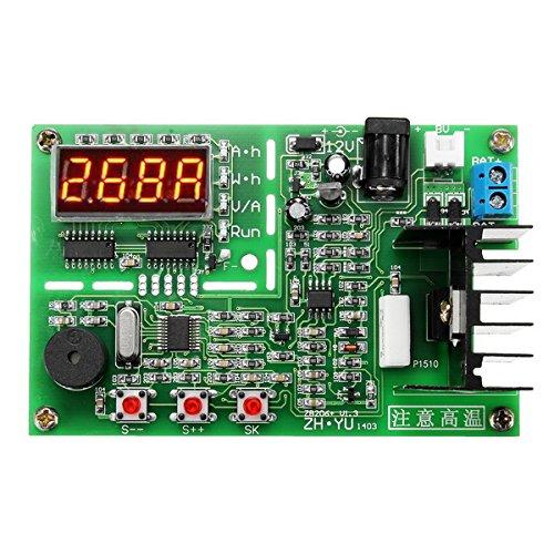 LaDicha Original Zhiyu Zb206 V1.3 Batterie Kapazität Tester Innenwiderstand Test 18650 Lithium-Batterie Tester-12 V