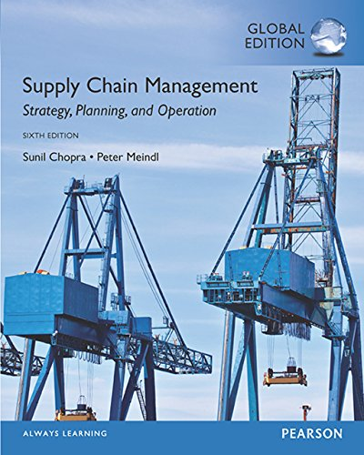 supply-chain-management-strategy-planning-and-operation-global-edition