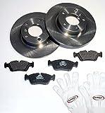 Autoparts-Online Set 60001627 Bremsscheiben + Beläge hinten