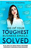 Even the savviest office workers struggle with awkward, sticky and downright tricky business emails. How do I politely tell a colleague that their request isn't my job? What do I say when I'm behind schedule or over budget? What if I hate working wit...