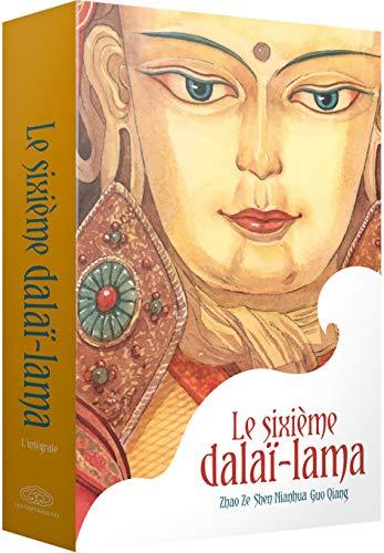 Le sixième Dalaï Lama Coffret Collector Tomes 1 à 3