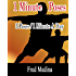 1 Minute Poses- 3 Poses For 1 Minute A Day (The 1 Minute Workout Series)