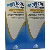 Movicol Flüssig Orange, 2X500 ml