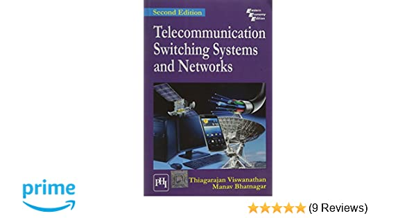 Telecommunication Switching Systems And Networks Ebook