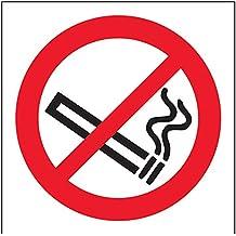 seco VS001/A4/vintage in alluminioNo smoking Sign